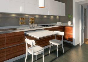 Mesa extraíble, solución para espacios reducidos. - STAR PLG Online