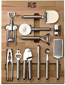 Separador de utensilios de 45 cms star plg